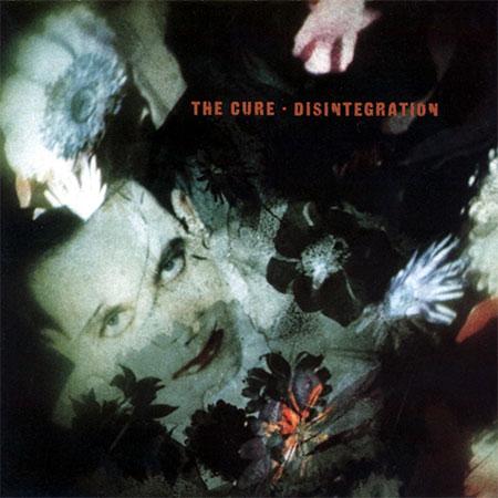 the cure desintegration
