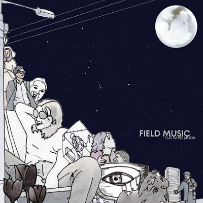 Field Music Flat White Moon crítica